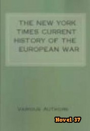New York Times Current History - Novel37